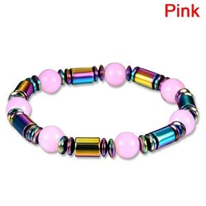 Jewelry - Weight loss Stone Magnetic Therapy Bracelet